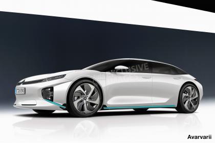 新款旗舰雪铁龙轿车将于2021年展出