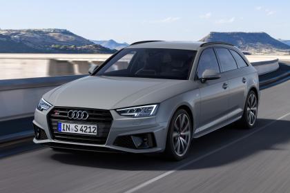 奥迪S4 Avant获得了新的轻度混合动力V6柴油机