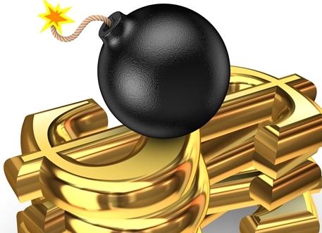 美国第四季度股市崩盘摧毁了12万亿美元