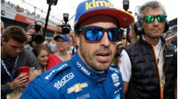 费尔南多·阿隆索未能凭借迈凯轮获得Indy 500资格