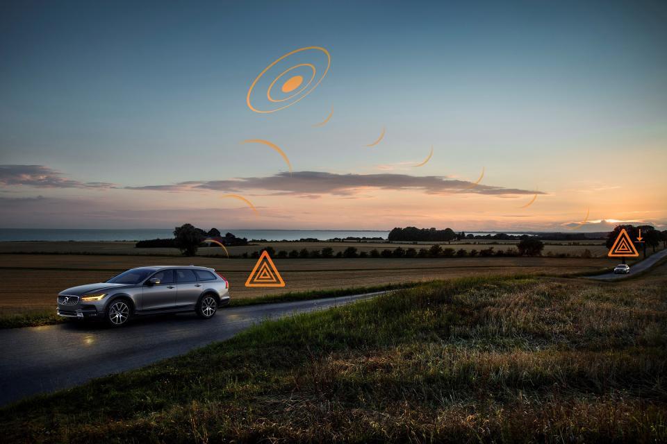 从2020年起新的沃尔沃汽车将为所有型号提供道路阅读技术