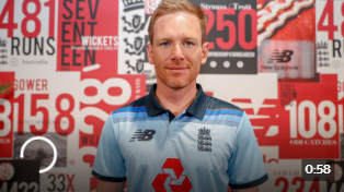 选择你最喜欢的英格兰板球世界杯套装