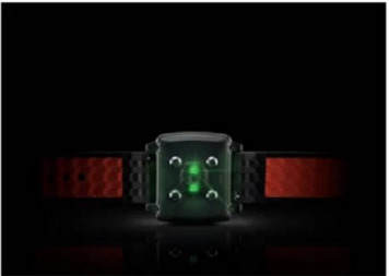 英特尔在活动前闪现了新Basis智能手表的图像