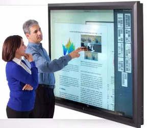 微软表示将大规模生产超大尺寸的触摸屏