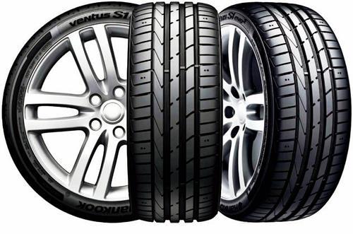 韩泰轮胎Ventus S1 Evo获得最佳成绩