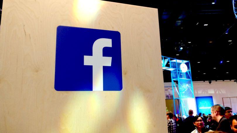 Facebook显示它获取内容的频率被剔除错误