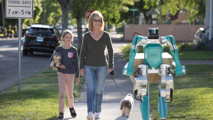福特和Agility合作完成双足机器人交付