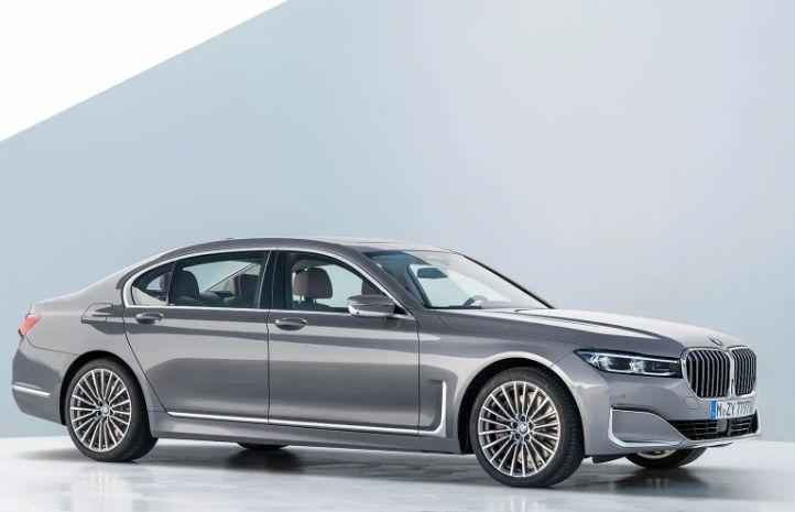 2020 BMW 7系首发