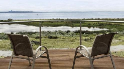 海湾正面帮助Portarlington房屋设定了新的价格基准