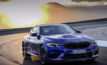 BMW M4 Fan Rendering让我们对未来充满希望