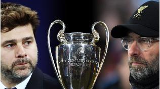 欧洲冠军联赛决赛 托特纳姆和利物浦争夺欧洲冠军