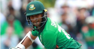 罗斯泰勒的82号帮助新西兰队在世界杯上击败孟加拉国
