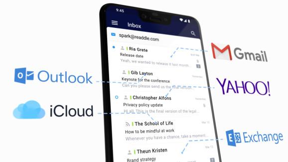 Readdle为Android带来免费的Spark电子邮件应用程序