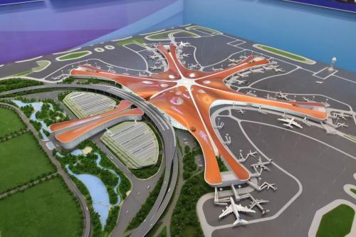 北京新机场线空载试运行 9月底开通运营