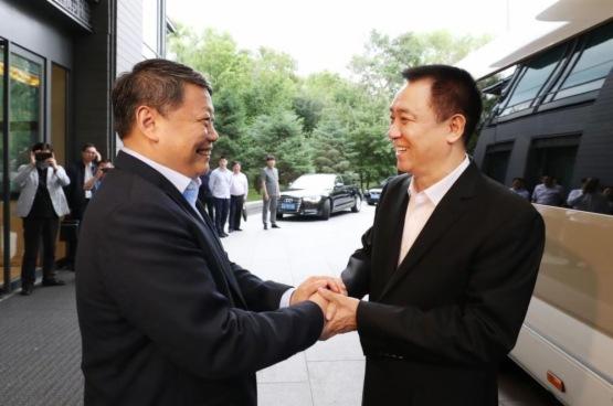 沈阳市政府与恒大签署战略合作投资1200亿建设三大产研基地