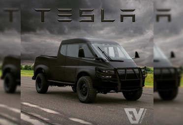 今年夏天将推出500英里范围的特斯拉皮卡车