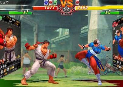 Capcom即将在日本发布适用于移动设备的街头霸王纸牌游戏