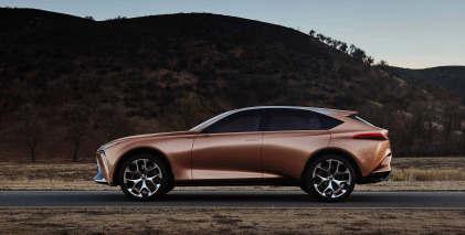 雷克萨斯商标申请似乎暗示全电动汽车