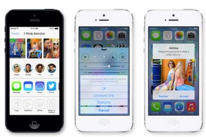 黑客们在假期期间为Apple的iOS 7发布越狱