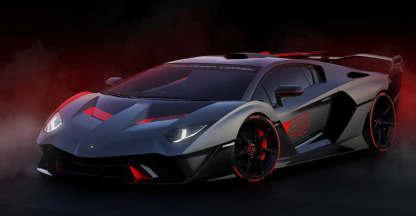 兰博基尼Aventador继任者据称于2020年抵达