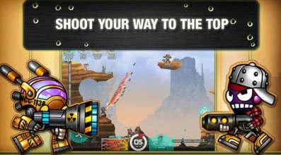 Kabam推出Blastron手机游戏作为基于浏览器的Facebook游戏