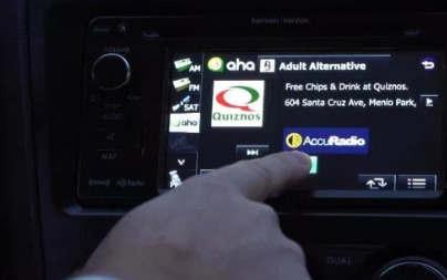 Placecast希望将基于位置的优惠带到您汽车的仪表板上