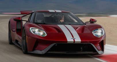 福特GT使用与梅赛德斯-AMG GT相同的齿轮箱成本加倍