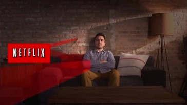 Netflix为智能电视 Roku盒子和游戏机推出了一个华丽的新UI