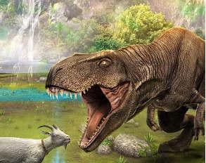 Jurassic World Alive在AR地理位置游戏中推出了庇护所功能