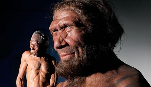 尼安德特人在欧洲的古代历史