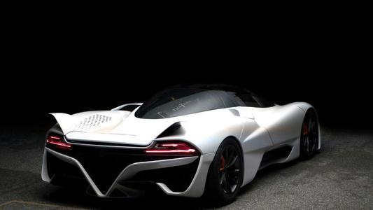 道奇推出世界上最强大 最快的量产车