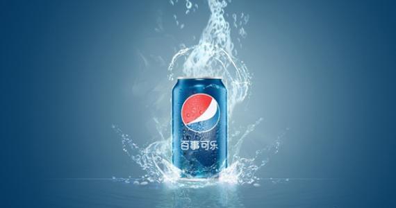 百事可乐公司采取措施减少使用原生塑料