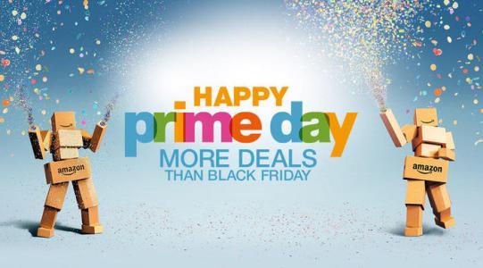 亚马逊的Prime会员日将持续48小时