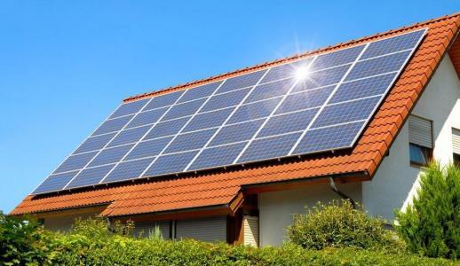 有史以来最大的光伏太阳能电池板安装