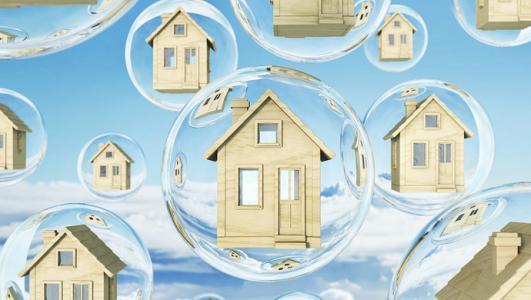 都说楼市泡沫 但泡沫却是钢铁做的