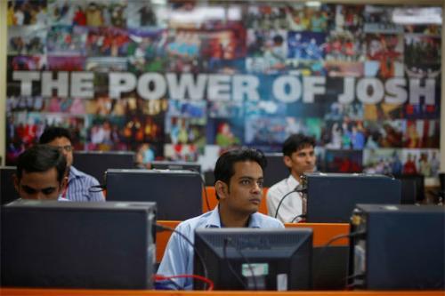 五百万印度 IT 人共筑科技创业新生态