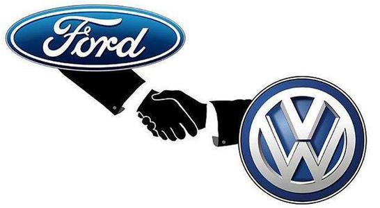 福特 大众宣布新的合作伙伴关系 投资数十亿美元