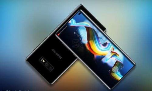 三星的Galaxy Note 10在这些泄露的照片中透露