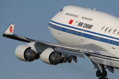 理查德布兰森的维珍轨道更接近于从747飞机发射卫星