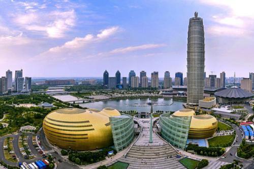 首次跻身GDP万亿俱乐部的郑州 似乎愈发高调起来