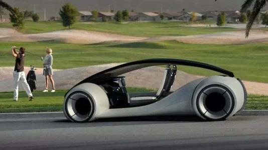 苹果最新专利 让自动驾驶汽车实现无线充电