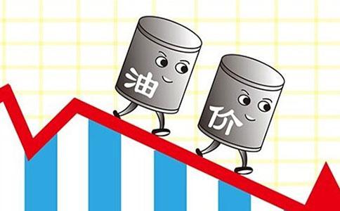 受经济贸易战影响 油价暴跌
