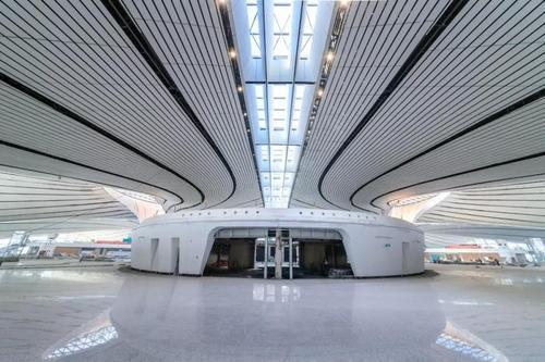 北京大兴国际机场飞行区工程顺利通过行业验收