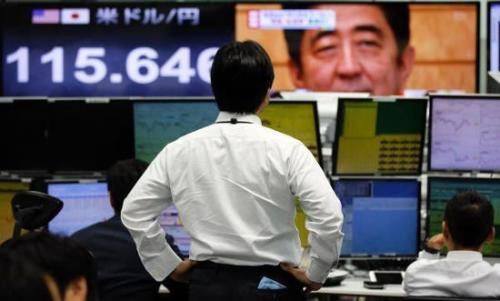 由于市场担忧 日本股市在4个月内跌幅最大