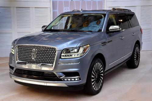 2020 Lincoln Navigator增加了驾驶辅助科技 鲜彩配色方案