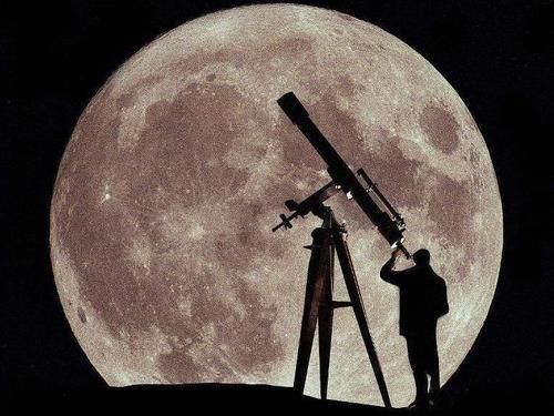 世界上最大望远镜巨型麦哲伦 比哈勃太空望远镜精准10倍
