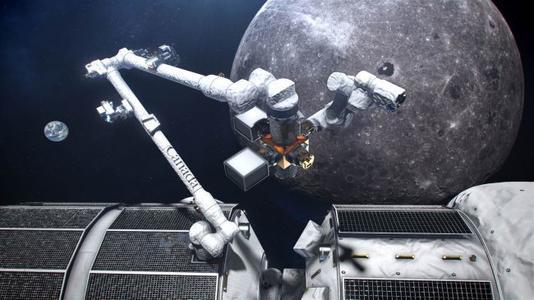 这个可充气的深空栖息地可以帮助NASA重返月球