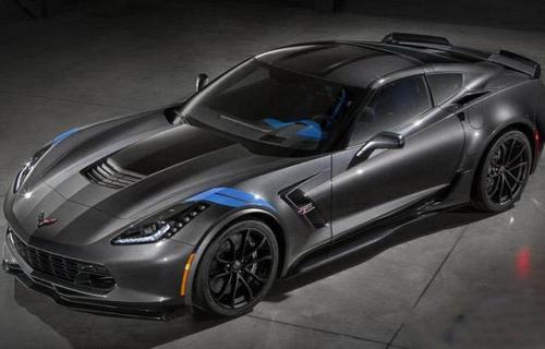 美国的跑车Corvette几乎没有在大衰退中幸存下来