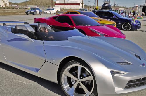 雪佛兰推出了新的2020款Corvette Stingray