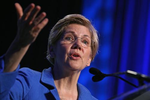 伊丽莎白沃伦提出削减640亿美元学生债务的法案